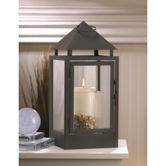Large Pinnacle Lantern