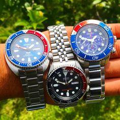 Latest edition of the Seiko family #seiko #prosper #padi #automatic #divers #watch #srpa21k1 #seiko - watchsterunning