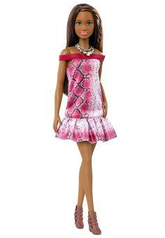 NEW Barbie Evolution Fashionista Original Doll Green Popsicle PJ Pants Clothing