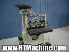 used woodworking machinery bc