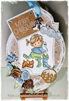 * Merry Christmas Hängerchen *