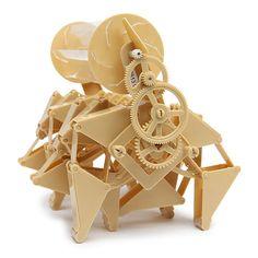 Theo Jansen Strandbeest Model Kits by ThinkGeek