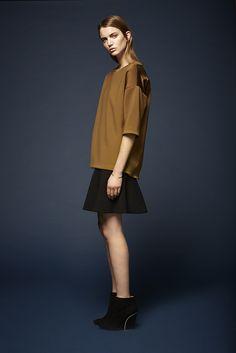 Astia top and Chely skirt http://www.dante6.com