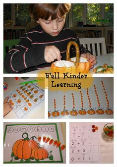 160 Best Autumn Early Learning Ideas Images Activities Halloween