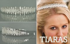 Royal Tiara No. 14 Wedding Tiaras, Royal Tiaras, Hairspray, Special Occasion, Things To Come, Bride, Crystals, Handmade, Inspiration