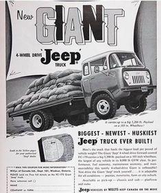 Jeep Pickup, Jeep 4x4, Jeep Truck, Jeep Willys, Cool Jeeps, Cool Trucks, Big Trucks, Vintage Jeep, Vintage Trucks