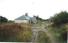 McInnes cottage in Islay, Scotland