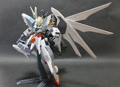 GUNDAM GUY: 1/144 Gundam Ignis - Custom Build