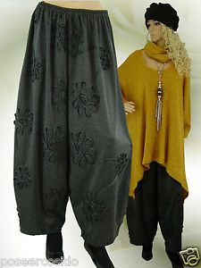 winter lagenlook | Details zu ☸ڿڰۣ— PoCo DeSiGn LAGENLOOK ♥ Winterjersey Shirt ...