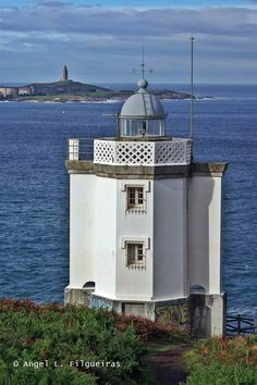 Water Tower, Lighthouses, All Over The World, Lonely, Portugal, Art Photography, Pictures, San Andres, Tower