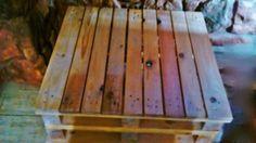 stolik z palet