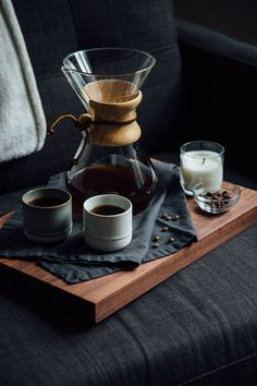How to Brew Better Coffee At Home — Morgan Fite – Coffee café capuccino – Spruch Chemex Coffee, Coffee Shot, Coffee Cafe, Coffee Break, Iced Coffee, Coffee Drinks, Coffee Pods, Drip Coffee, Coffee Tamper