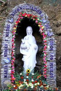 Resultado de imagen para Virgen de Betania