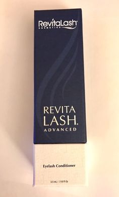 Lash Growth and Conditioner: Revitalash Advanced Eyelash Conditioner - 3.5Ml (New And Sealed) New Formula -> BUY IT NOW ONLY: $55.15 on eBay!