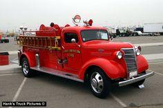 1938 Chevrolet TD Lake Benton Fire Truck 2