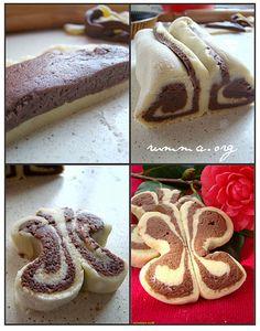 kelebek kurabiye nasıl yapılır