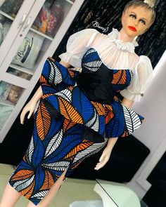 African Maxi Dresses, Ankara Styles, Women's Fashion Dresses, Casual Wear, Chic, Womens Fashion, How To Wear, Wedding, Ladies Fashion Dresses