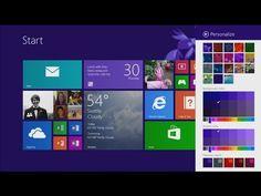 Lo nuevo para Windows 8.1 en video #gadgets
