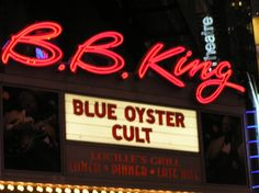Blue Oyster Cult!