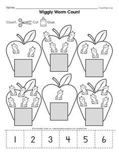 Results for number recognition worksheets | Guest - The Mailbox