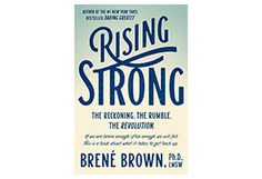 Rising Strong - Storytelling helps us all impose order on chaos—including emotional chaos. When we're in pain, we create a narrative to help us make sense of it. This story doesn't have to be based on any real information. Read more: http://www.oprah.com/omagazine/Bren-Brown-Rising-Strong-Excerpt#ixzz3j5apKKTY