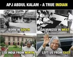 east-west-north-south-APJ Abdul Kalam