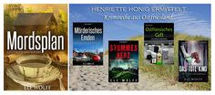 🔷HENRIETTE - HONIG von Ele Wolff 🔷 E-Book #Bestseller  MORDSPLAN   http://amzn.to/2i9rdOc #Krimireihe http://amzn.to/2hXyXXa #Bensersiel