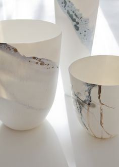 COVETCeramics made from storm dust and sea grass #NewArrivals #KatherineGlenday #DARAartisans http://bit.ly/16lneZn