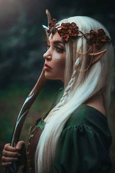 Lady of the Forest Elf