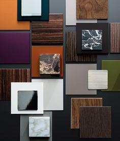 Moodboard #minotti #decoration #interior #materials #moodboard