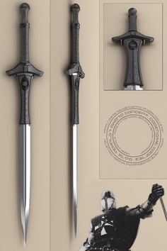 dark templar sword - Godfrey by peterku on deviantART