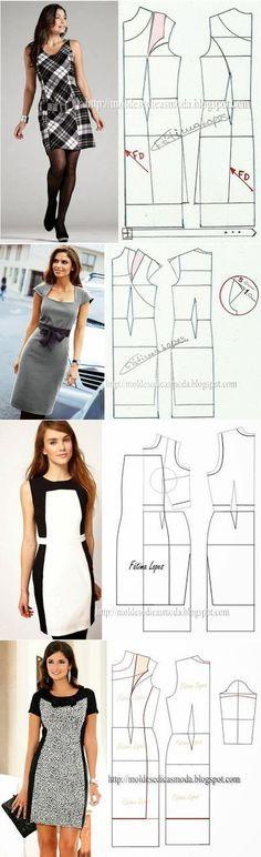 Fashionable Dress Models...<3 Deniz <3