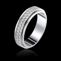 White gold Diamond Ring G34PL400 - Piaget Luxury Jewelry Online