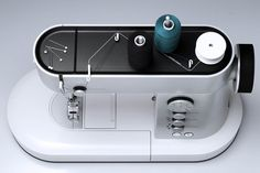 thesis: sewing machine on Behance