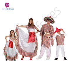 Disfraces Grupo Mexicanos En mercadisfraces tu tienda de disfraces online, aquí podrás comprar tus disfraces para Carnaval o cualquier fiesta temática. Para mas info contacta con nosotros http://mercadisfraces.es/disfraces-para-grupos/?p=7