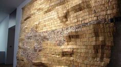 recycled art installation - Google Search