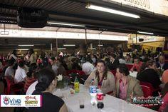 Vive Arandas, Jalisco, La Revista Electrónica – Tequila Tapatío presenta Comida Inaugural Feria. Parte 2.