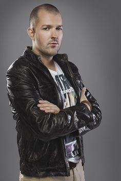 Brennan Heart Brennan Heart, Lets Dance, Music Quotes, Dj, Leather Jacket, My Style, Singers, Fashion, Music