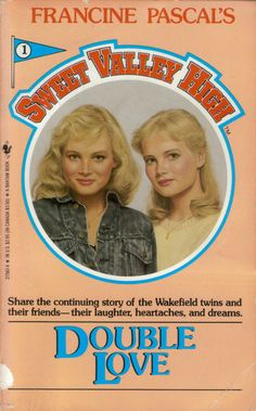 Girl Classics - Double Love #tbt one of my favorite series as a teen.