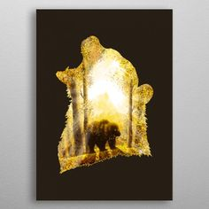 Want a metal print copy?: Visit Store Description: Bear's Mountain by Diogo Verissimo Wall Art Prints, Poster Prints, Canvas Prints, Posters, Bear Mountain, Duvet Covers, Wall Lights, Canvas Art, Wall Decor