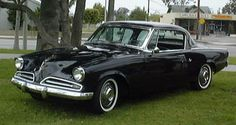 1953 Studebaker Commander a