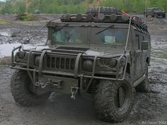 Hummer H1- There's only one original and that would be the car my hubby worked on in the army.