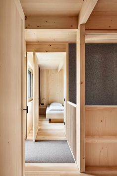 Johannes Kaufmann - TINN prefabricated modular housing prototype, Mellau 2014. Photos © Adolf Bereuter.