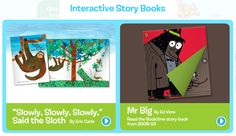 Interactive Story Books at Booky's World