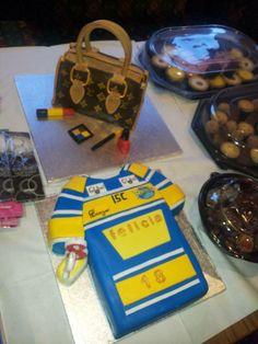 Cake Decorating Company Leeds : 1000+ images about Leeds Rhinos cakes on Pinterest ...
