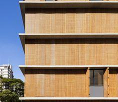 VERTICAL ITAIM BUILDING by studio mk27