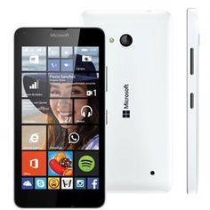 [Extra] Smartphone Microsoft Lumia 640 Dual Sim DTV 8GB - R$ 499,00