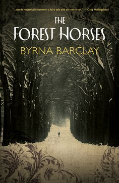 The Forest Horses by Byrna Barclay.  The Forest Horses is a study in contrasts between two women, one an indomitable spirit living through a turbulent age and the other a troubled soul living in settled times.