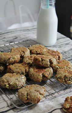 Oatmeal Zucchini Cookies オートミール ズッキーニ クッキー