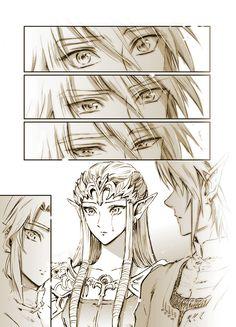 Link and Zelda (Part 2)